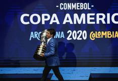 Copa América 2021 quedó en peligro tras palabras del presidente de Argentina