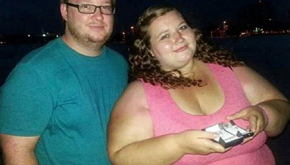 Instagram: esposos que pesaban casi 350 kilos juntos, bajan de peso y lucen increíbles