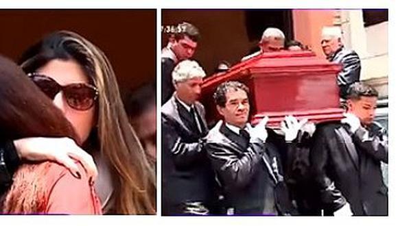Alondra García Miró en el momento más duro de su vida por muerte de hermano (VIDEO)