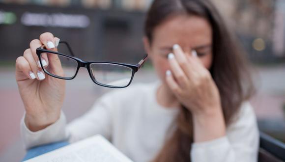 La vista cansada y la fatiga ocular son términos que tendemos a confundir, pensando que se refieren a lo mismo, pero  en realidad son dos problemas visuales distintos (Foto: Pixabay)