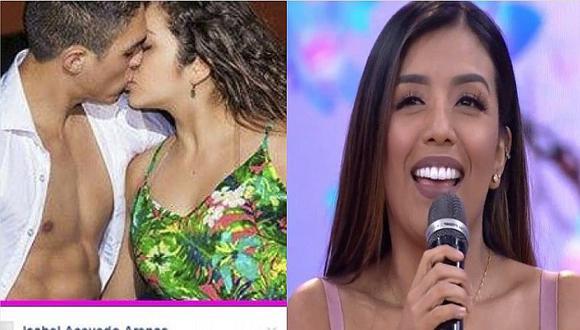 Kate Candela confirma que mantiene una relación con ex de Isabel Acevedo │ VÍDEO