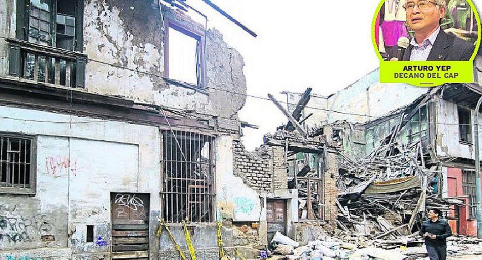 Centro Histórico de Lima: ¡cada semana destruyen una casona!