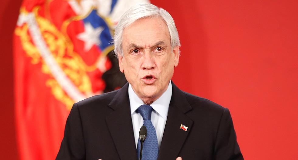 Sebastian Piñera, presidente de Chile. (EFE/ Alberto Valdés).