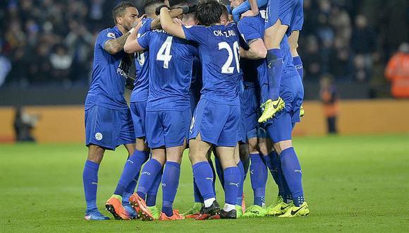"Premier League: Leicester vence 3-1 a Liverpool, tras ""camita"" a Ranieri"