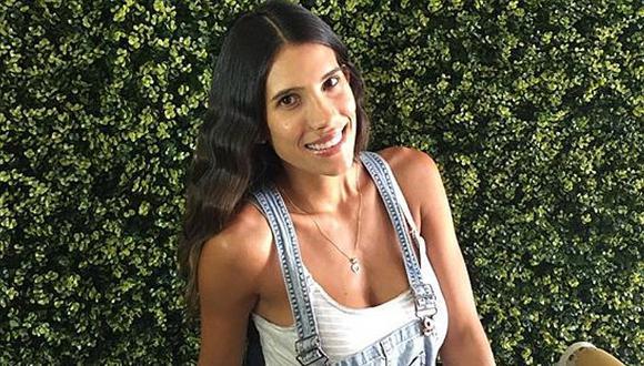 Hija de Vanessa Tello encanta a fans al posar para sesión de fotos