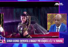 """Sergio George lo confirma: """"llamé primero a Daniela Darcourt"""""""
