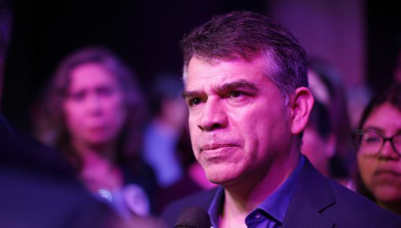 Guzmán volverá a ser candidato presidencial en las Elecciones Generales del 2021. (Foto: GEC)