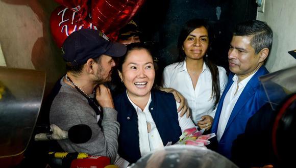 Libertad Keiko Fujimori | FOTO: Miguel Yovera