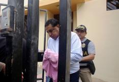 Lambayeque: detienen al exalcalde de Olmos Willy Serrato tras ser sentenciado a tres años de prisión efectiva