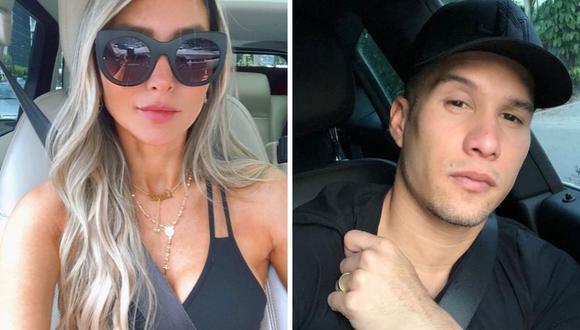 Chyno Miranda agradece apoyo tras hacer público el fin de su relación con Natasha Araos. (Foto: @chynomiranda @tashi_net).