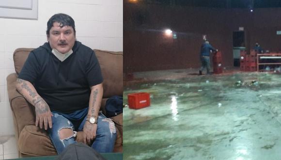 """Cieneguilla: """"Chacalón Jr."""" es detenido animando fiesta clandestina y también intervienen a 97 asistentes. (Foto Fernando Zavala)"""