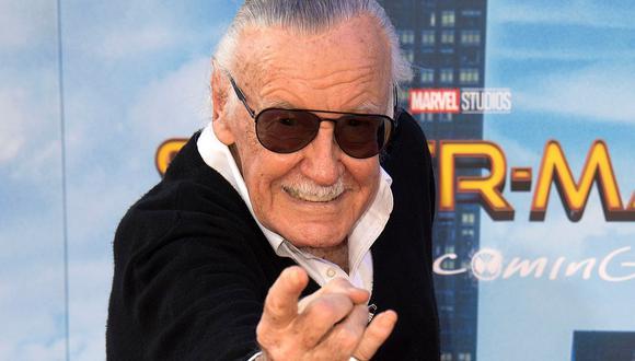 Muere Stan Lee, creador de Marvel, a los 95 años
