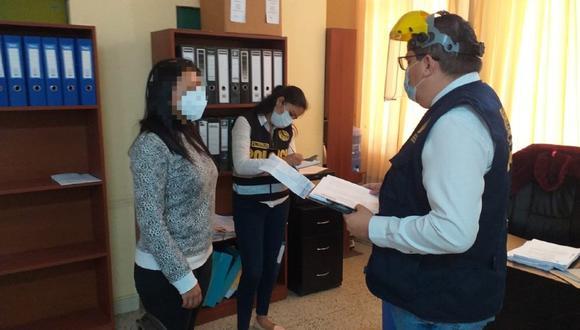 Piura: El Ministerio Público investiga a alcalde El Alto, Jimmy Montalbán Campaña, por presuntas irregularidades en compra de 50 balones de oxígeno. (Foto Ministerio Público)