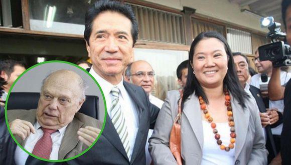 "Jaime Yoshiyama a Keiko Fujimori: ""está sufriendo por este deseo mio de guardar mi palabra"""