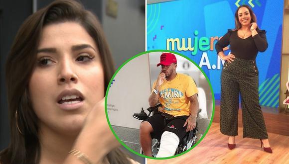 Mirella Paz revela qué le dijo Yahaira Plasencia sobre supuesto encuentro con Farfán│VIDEO