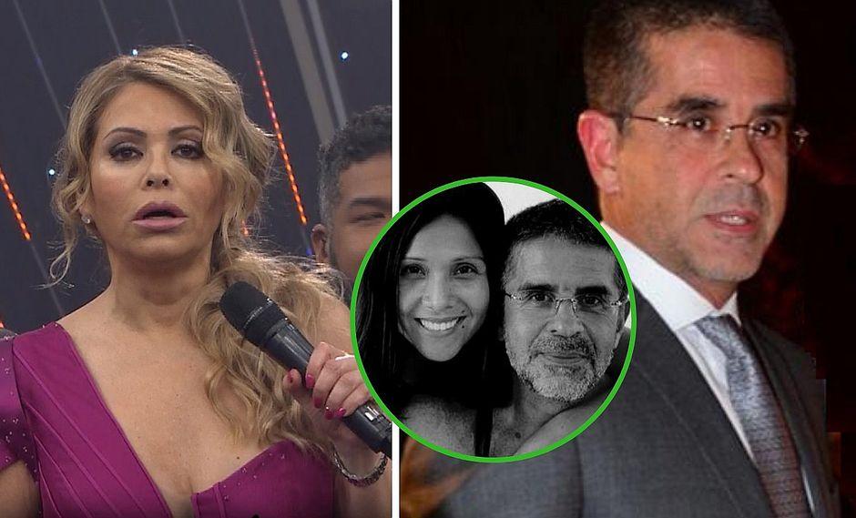 Gisela Valcárcel afirma que perdonó a su exesposo Javier Carmona (VIDEO)