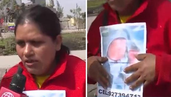 Mujer le prometió un terreno a mamita pero le termina robando a su bebé recién nacido