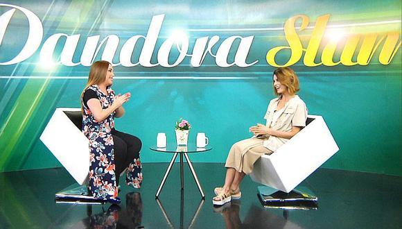 ¡Fiorella Rodríguez se destapa este sábado en Pandora Slam!