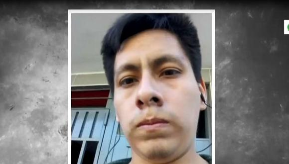 Luciano Flamicio Pacheco Torre contactó con las familias de ambas pequeñas agraviadas a través de su labor como abogado en el CEM La Florida en el Rímac. (Captura: América Noticias)