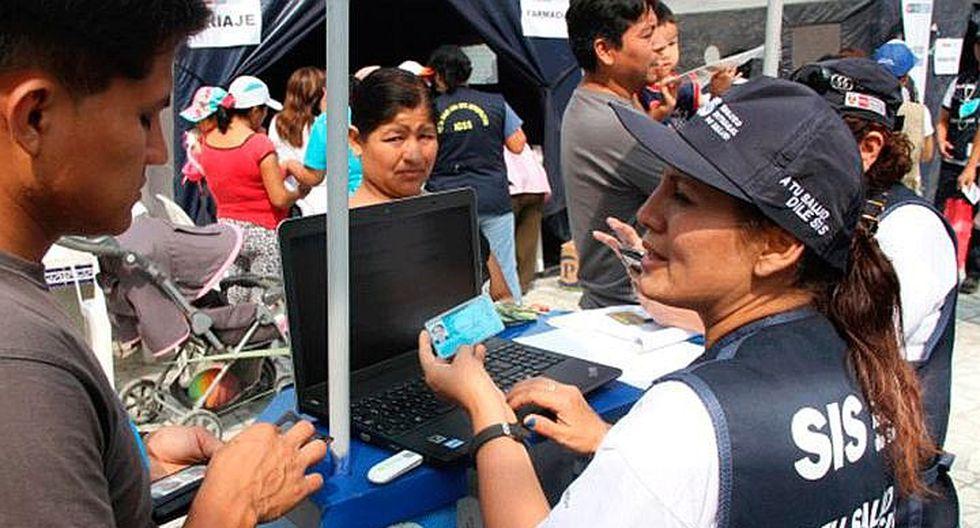 SIS aprueba pago de sepelio a nivel nacional por más de tres millones de soles