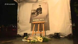 Siete investigados en Francia por complicidad en decapitación de profesor