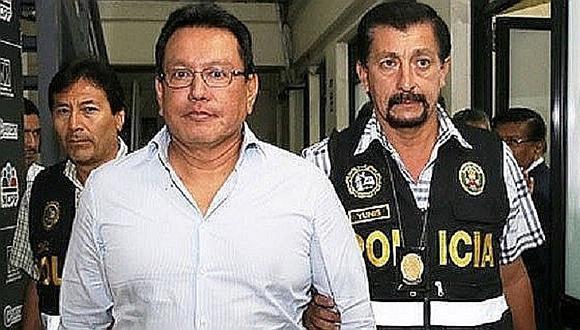 Félix Moreno es condenado a 5 años de prisión efectiva por el caso Corpac