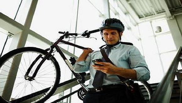 Trabajadores del sector público tendrán un día libre si van a sus labores en bicicleta