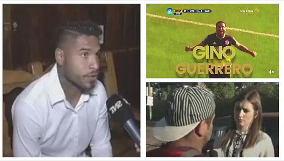 Futbolista peruano Gino Guerrero se entregó tras acusación de violación