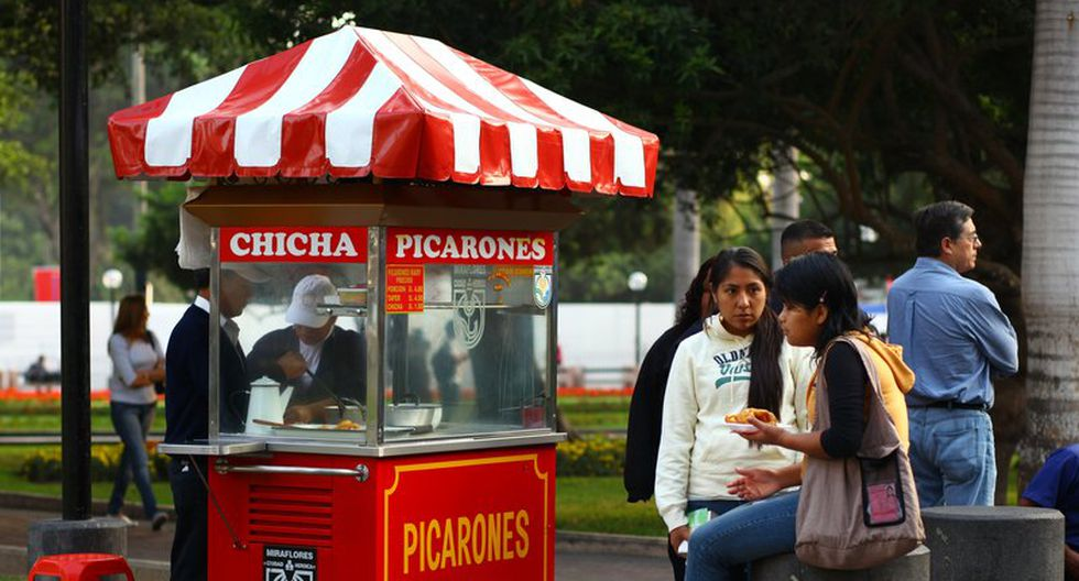 'Melcochita' sale en defensa de los picarones
