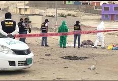 Menor asesinada en Arequipa: Encuentran prendas de la víctima en la casa de sospechoso