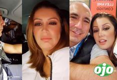 """Karla Tarazona casi pierde vuelo y muestra reacción de su esposo: """"Está molesto"""" │VIDEO"""