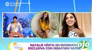 Sebastián Yatra: le preguntan por Luciana Fuster y casi ni la menciona | VIDEO