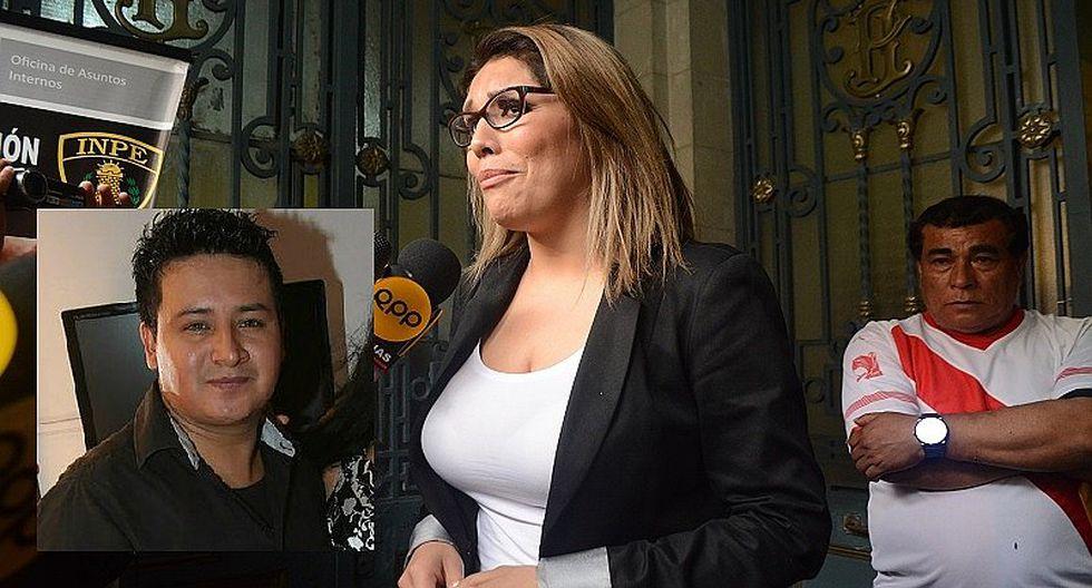 Lady Guillén rompe en llanto y pide cárcel para Ronny García tras audiencia