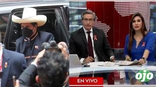 El sombrero del Presidente Castillo: lo que opinaron Federico Salazar y Verónica Linares en vivo