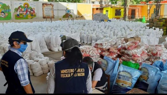 Coronavirus en Perú: Fiscalía atendió 925 denuncias por presuntos actos de corrupción durante emergencia sanitaria (Foto difusión).