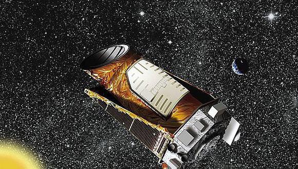 NASA recupera contacto con una nave con problemas y dice que está a salvo