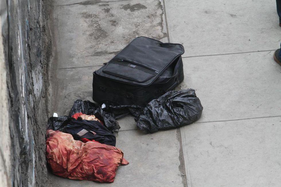 Así fueron encontrados los restos de los amigos asesinados en hotel Fotos/Gonzalo Córdova.