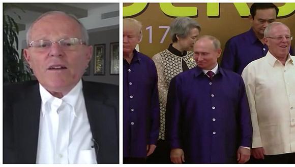 PPK resaltó fin de negociaciones del TLC con Australia en APEC 2017 (VIDEO)