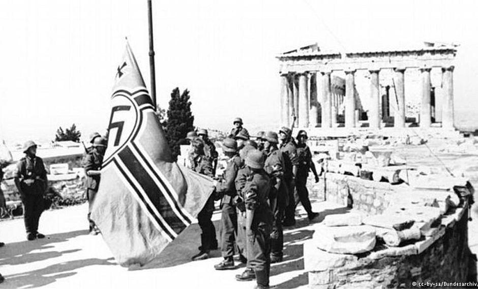 Alemania debe millonada a Grecia por crímenes nazis y se niega a pagar