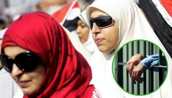 Buscan darle 5 años de prisión a actriz egipcia por usar un vestido demasiado sensual
