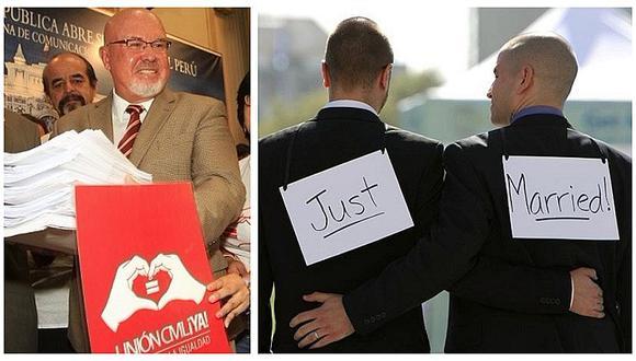 """Carlos Bruce hace anuncio: """"Matrimonio gay se dará pronto en Perú"""""""
