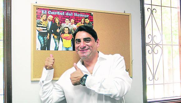 Carlos Alvarez: Se extrañará a Magaly