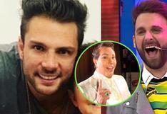 Rodrigo González compara a Nicola Porcella con Jimmy Santi por supuesto exceso de bótox│FOTO