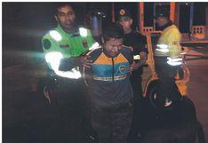 Taxista es trasladado a comisaría por no entregar vuelto a pasajera en Chimbote