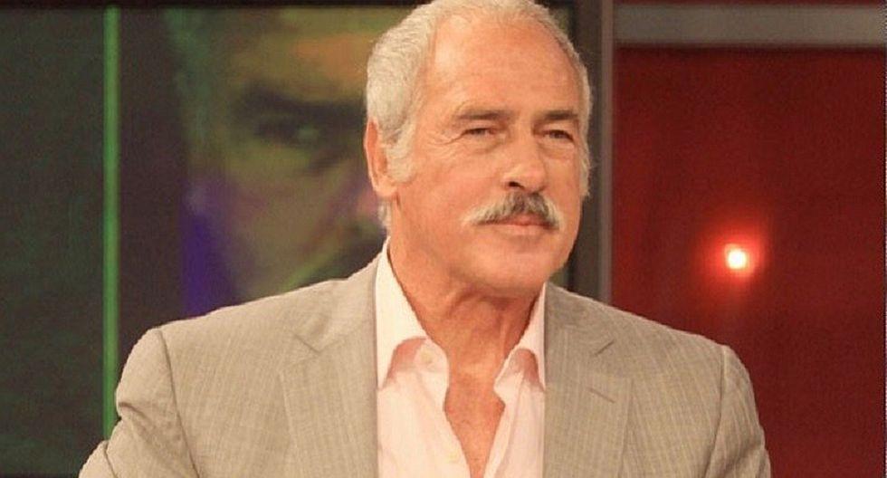 Andrés García: Actor mexicano tiene paralizado el 95 % de su cuerpo