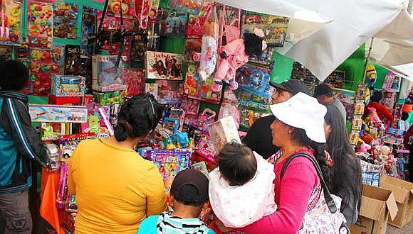 Huánuco: Diresa ordena no instalar ferias navideñas para evitar contagios por el coronavirus (Foto referencial).
