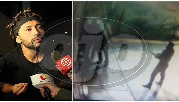 Zumba: cámara de seguridad registró el peor momento que pasó durante intervención