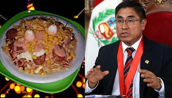 """Restaurante peruano lanza su combo """"César Hinostroza"""" y es un éxito (FOTO)"""