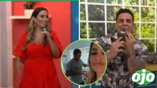 Christian Domínguez le jura a Ethel Pozo que Julián Alexander se muere por ella | VIDEO