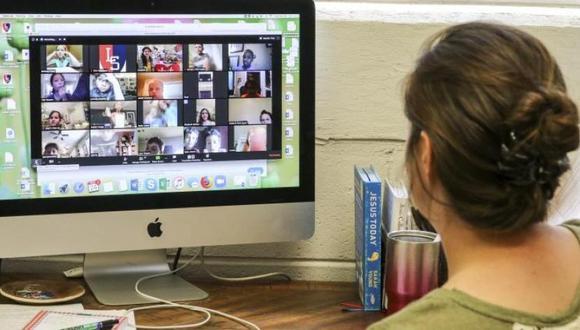 """""""Uno de los sectores más golpeados por la pandemia fue la educación. En Latinoamérica se vieron interrumpidas las clases presenciales para darle paso a la virtualidad"""", señaló Adelino Sousa, director ejecutivo de Virtual Educa. (Foto: Educa Virtual)"""